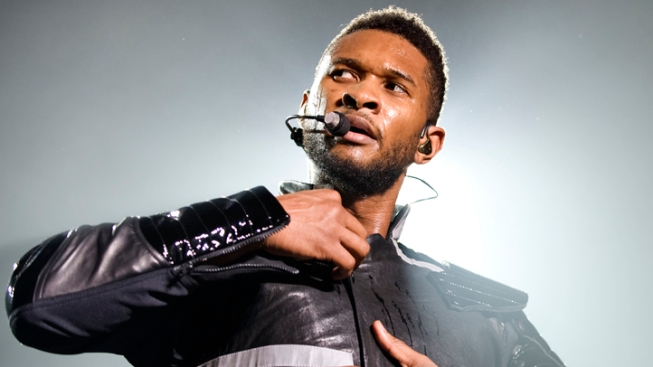 Usher's Ex-Wife Files for Emergency Custody Hearing After Son Nearly Drowns in Pool