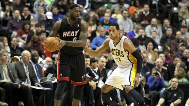 Pacers to Heat: 'We Are Not the Underdog'