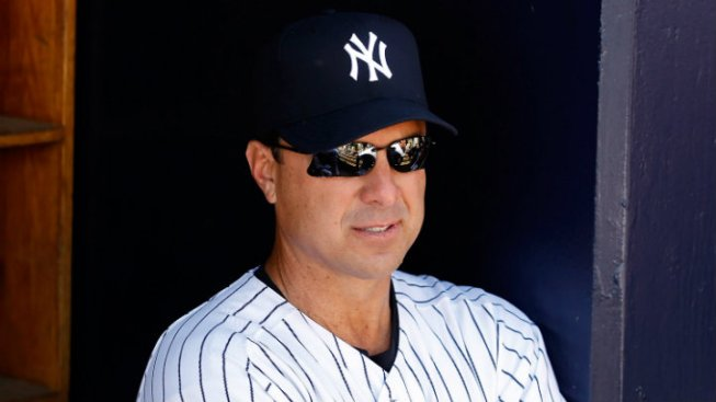 Marlins Hire Tino Martinez as Hitting Coach
