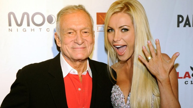 Hugh Hefner Exes Kendra Wilkinson, Holly Madison Slam Ex-Fiancée Over Dog Claim