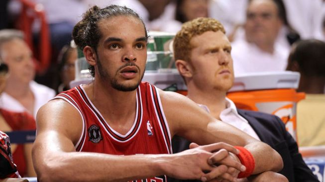 Bulls' Noah To Pay Steep Price for Gay Slur