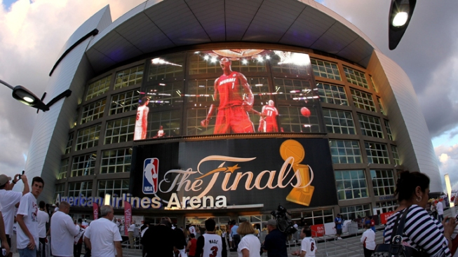 Miami Heat Ask to Extend AAA Lease Early