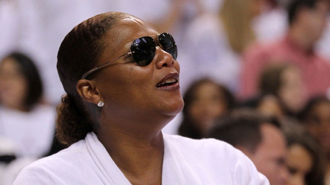 "Queen Latifah Not Headed To ""Dancing With The Stars"""