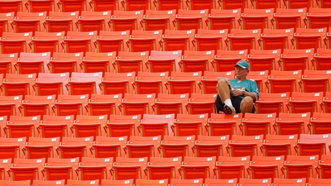 Dolfans Not Buying Enough Tickets