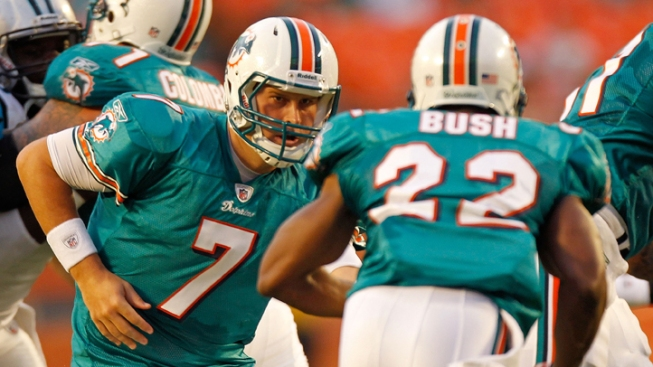 Dolphins Talk Big Before Bucs Game