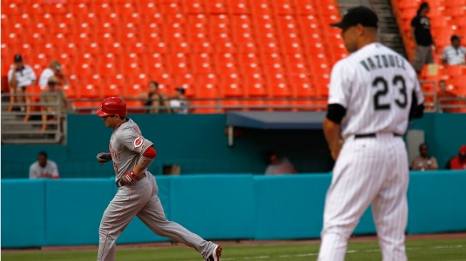 Marlins Can't Get 500 People To Watch Them