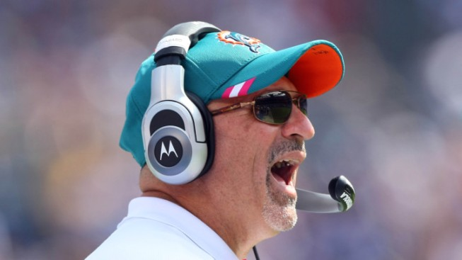 Tony Sparano Loves His Underachieving Team