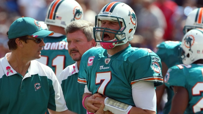 Chad Henne Wants to Return to Dolphins
