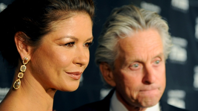 Report: Michael Douglas, Catherine Zeta-Jones Separate