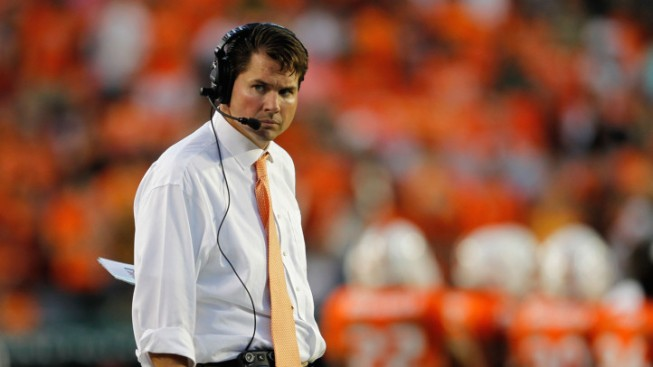 "Al Golden, UM Hope for ""Closure"" with NCAA"
