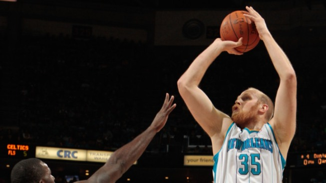 Heat Trying To Acquire Kaman from Hornets