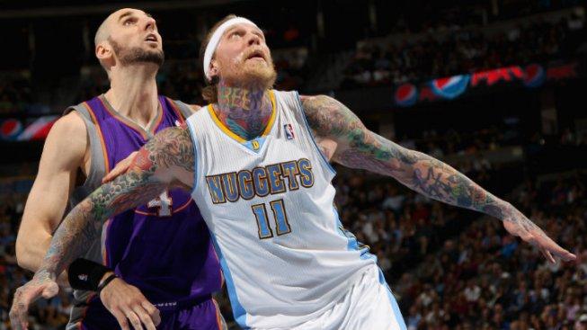 """Heat Sign Chris """"Birdman"""" Andersen to 10-Day Contract"""