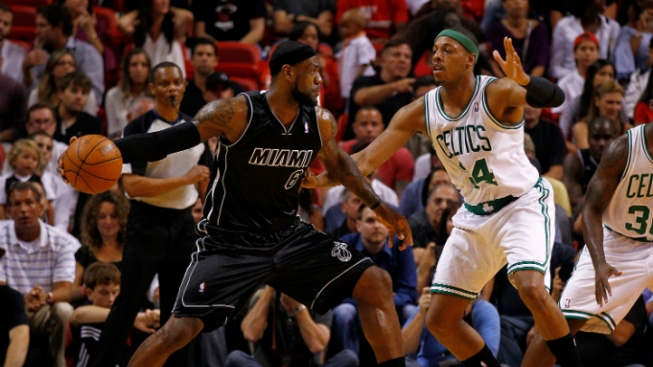Heat-Celtics Preview: Just Like Old Times