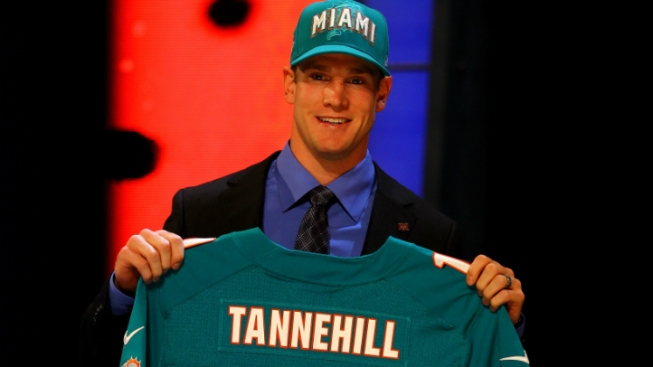 For Once, Dolphins Took Chances in Draft