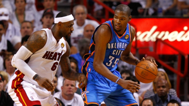 Ibaka Calls LeBron 'Not a Good Defender'