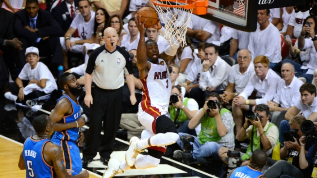 James Scores 29 as Heat Win Game 3, 91-85