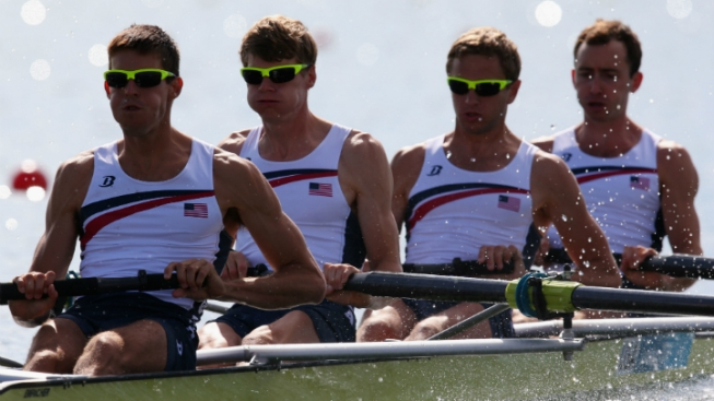 Miami Rower Comes Up Short in London