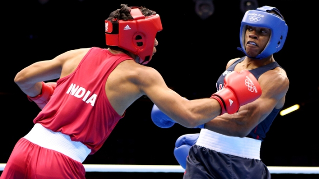 Team USAs Errol Spences Olympic Boxing Loss Overturned NBC - Olympic boxing schedule