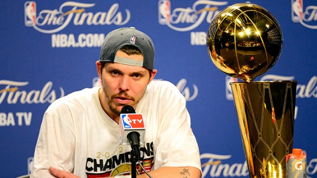 Mike Miller to Receive Miami Heat Championship Ring on Friday