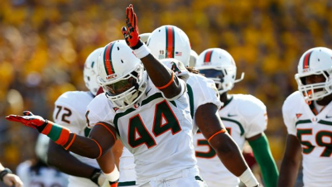 UM Suspends LB Eddie Johnson Indefinitely