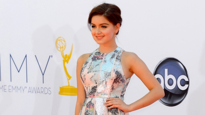 """Modern Family's"" Ariel Winter Spends Time With Niece Amid Family Court Drama"