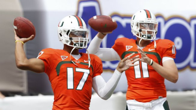 Canes' Golden: Ryan Williams 'Ready to Go' Against FSU