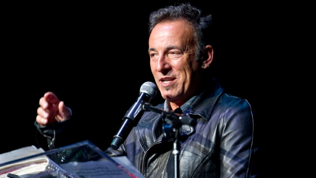 For Sale: Bruce Springsteen's 'Born To Run' New Jersey Home