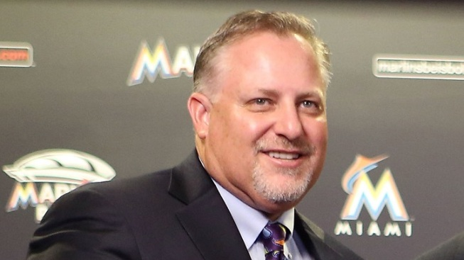 Miami Marlins Fire President Larry Beinfest