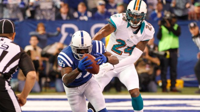Colts Exposed Dolphins' Pass Defense