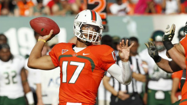 UM: Stephen Morris To Play Against USF
