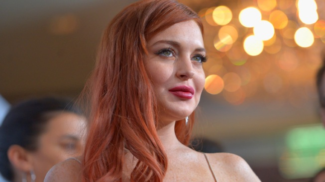 Lohan Seeks $1M From Company Over Fashion line