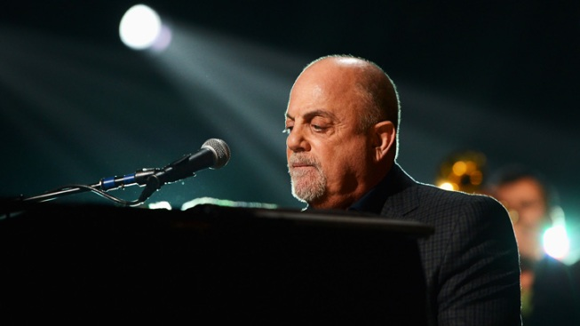 Billy Joel Announces Madison Square Garden Residency