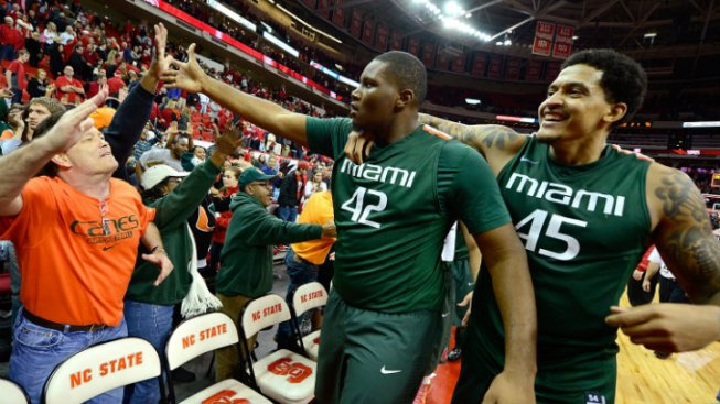 UM Hoops Ranked 3rd in New AP Poll