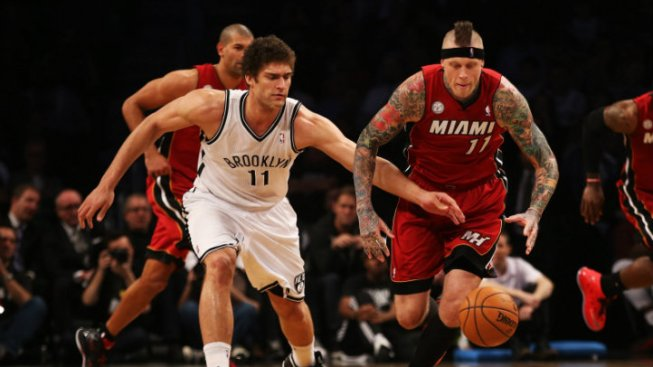 Miami Heat Sign Birdman for Remainder of Season