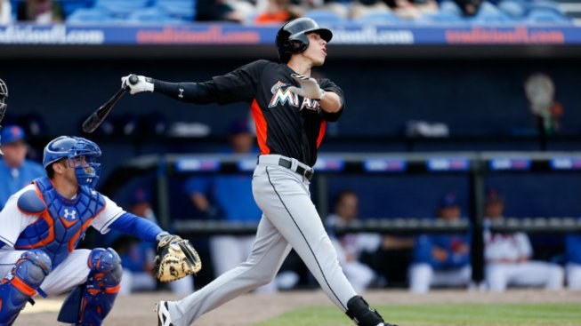 Marlins Call Up Prospects Yelich and Marisnick