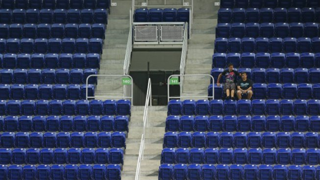 Marlins Attendance Woes Continue in New Ballpark