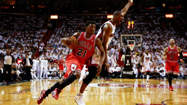 Miami Heat Drop Game 1 to Bulls, 93-86