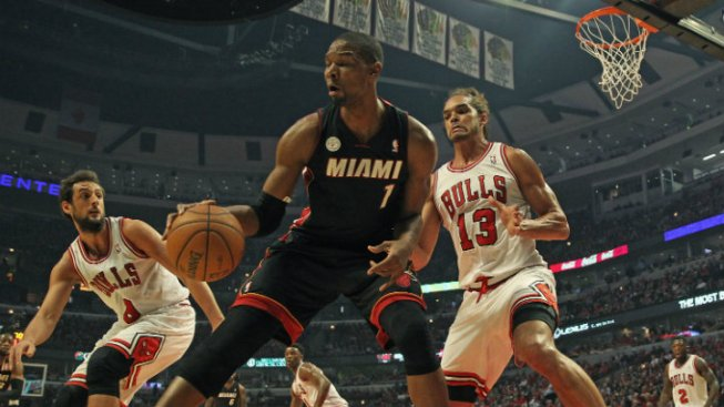 Miami Heat Take Game 3 Over Bulls, 104-94