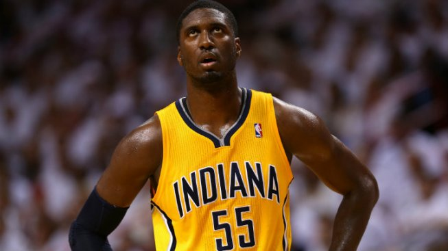 Miami Heat: Roy Hibbert Calls Out Shane Battier for Foul
