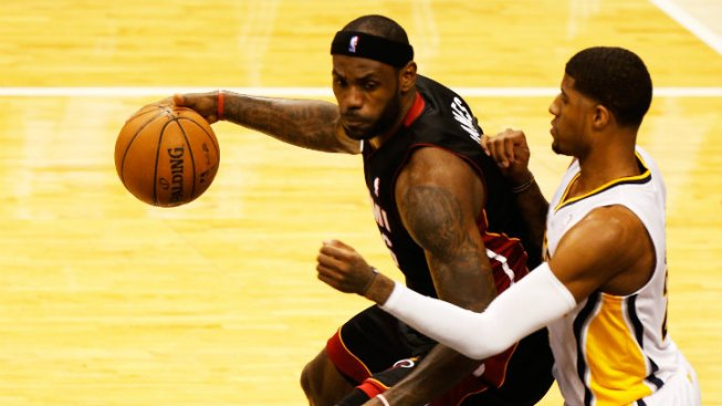 Heat Roll in Game 3, Take 2-1 Lead