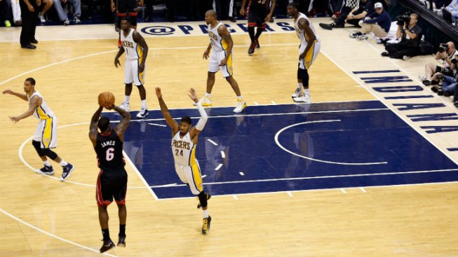 Miami Heat Lose Game 4 to Pacers, 99-92