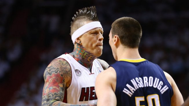 Miami Heat's Birdman Suspended for Saturday's Game 6