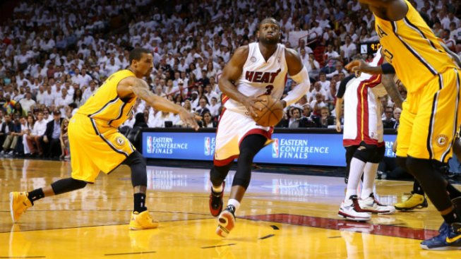 Dwyane Wade: 'I Want to Be in Miami'