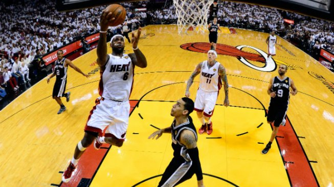 Heat-Spurs: Game 3 Preview