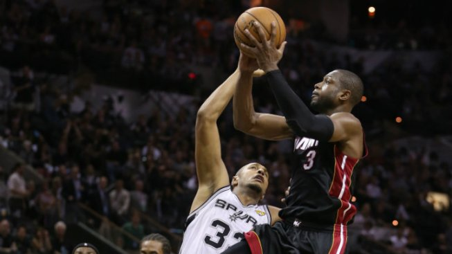 Miami Heat Take Game 4 Over Spurs, 109-93