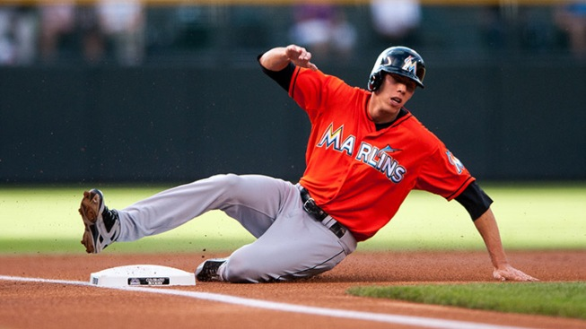 Christian Yelich Wins Heart and Hustle Award For Marlins