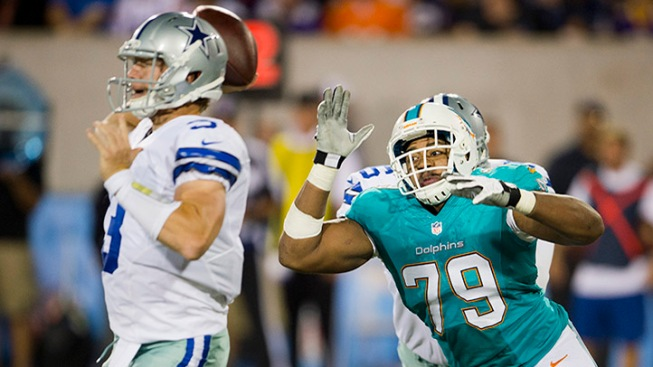 Dolphins and Cowboys Set For Preseason Tilt in Miami