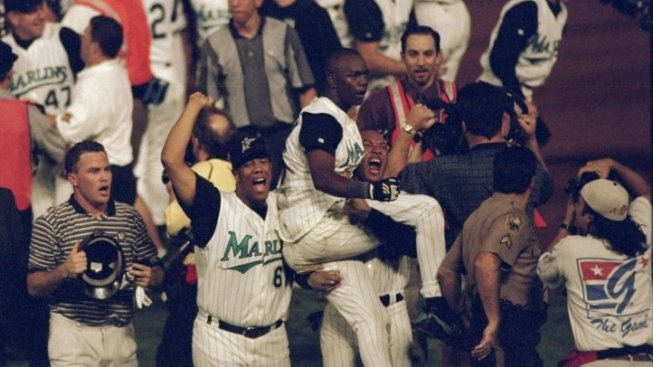 Top Ten Moments in Marlins History