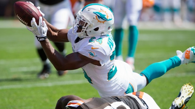 Dolphins Place Dimitri Patterson on IR