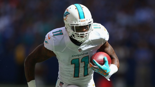 Dolphins: Wallace Excited to Face Steelers